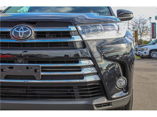 2017 Toyota Highlander Limited (Stk: 17-457100) in Mississauga - Image 5 of 29