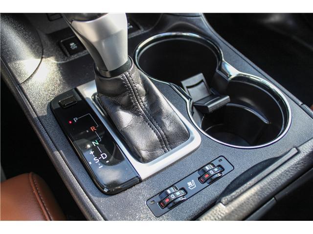 2017 Toyota Highlander Limited (Stk: 17-457100) in Mississauga - Image 23 of 29