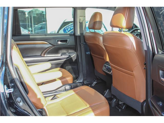 2017 Toyota Highlander Limited (Stk: 17-457100) in Mississauga - Image 28 of 29