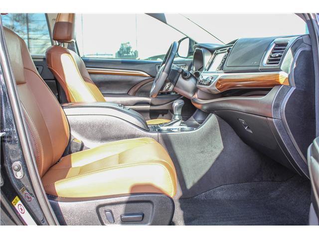 2017 Toyota Highlander Limited (Stk: 17-457100) in Mississauga - Image 29 of 29