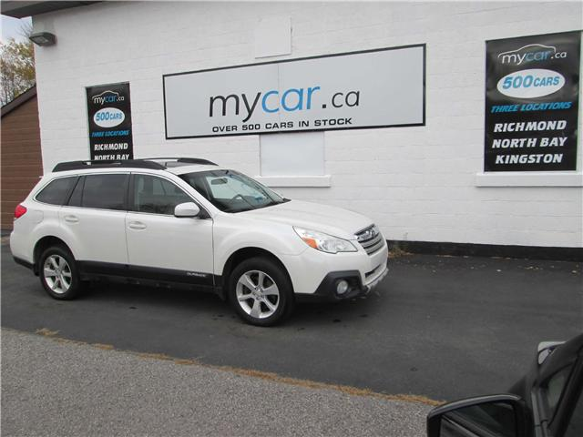 2014 Subaru Outback 3.6R (Stk: 181556) in Kingston - Image 2 of 14