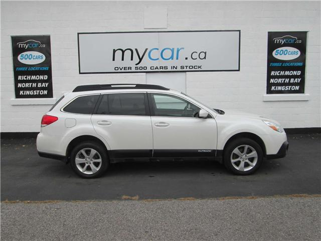 2014 Subaru Outback 3.6R (Stk: 181556) in Kingston - Image 1 of 14