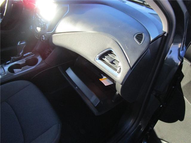 2017 Chevrolet Cruze LT Auto (Stk: 1930061 ) in Regina - Image 27 of 28