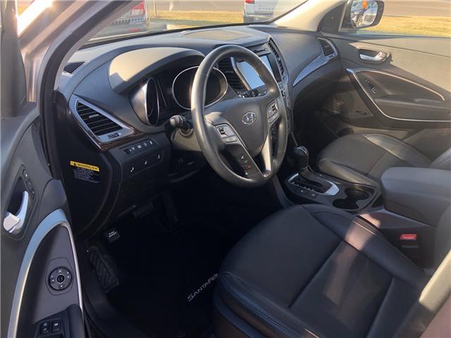 2018 Hyundai Santa Fe Sport 2.0T Limited (Stk: H2287) in Saskatoon - Image 9 of 23