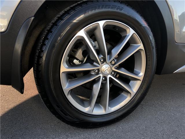 2018 Hyundai Santa Fe Sport 2.0T Limited (Stk: H2287) in Saskatoon - Image 23 of 23