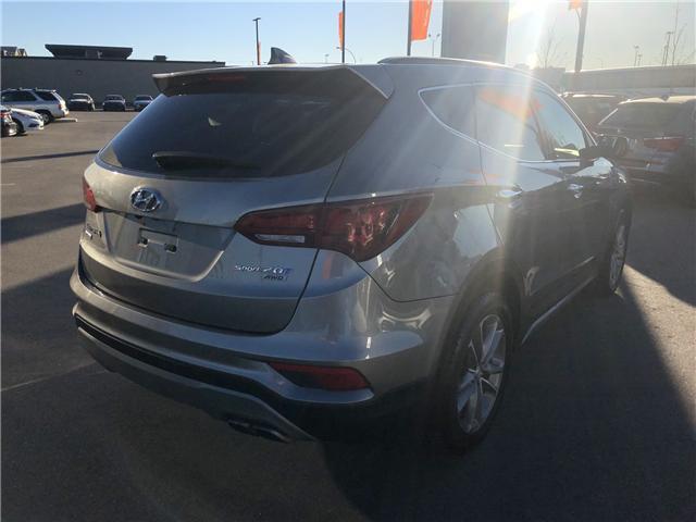2018 Hyundai Santa Fe Sport 2.0T Limited (Stk: H2287) in Saskatoon - Image 5 of 23