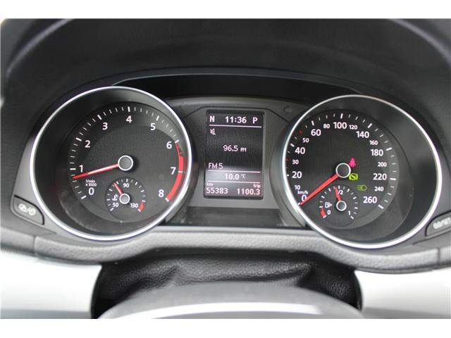 2017 Volkswagen Passat 1.8 TSI Trendline+ (Stk: 83737) in Toronto - Image 12 of 20