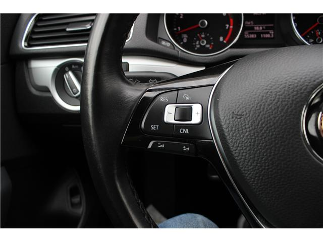 2017 Volkswagen Passat 1.8 TSI Trendline+ (Stk: 83737) in Toronto - Image 17 of 20
