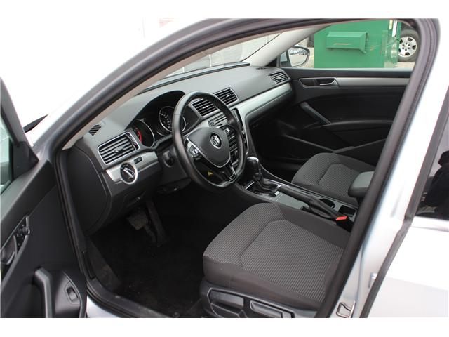 2017 Volkswagen Passat 1.8 TSI Trendline+ (Stk: 83737) in Toronto - Image 9 of 20