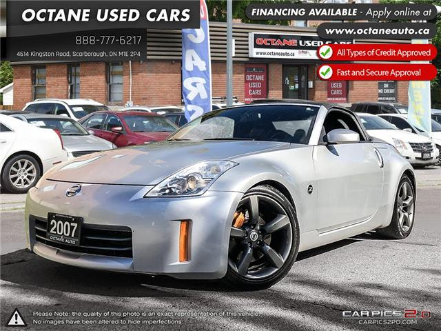 2007 Nissan 350Z Base (Stk: ) in Scarborough - Image 1 of 21