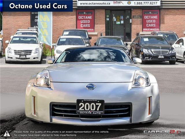 2007 Nissan 350Z Base (Stk: ) in Scarborough - Image 2 of 21