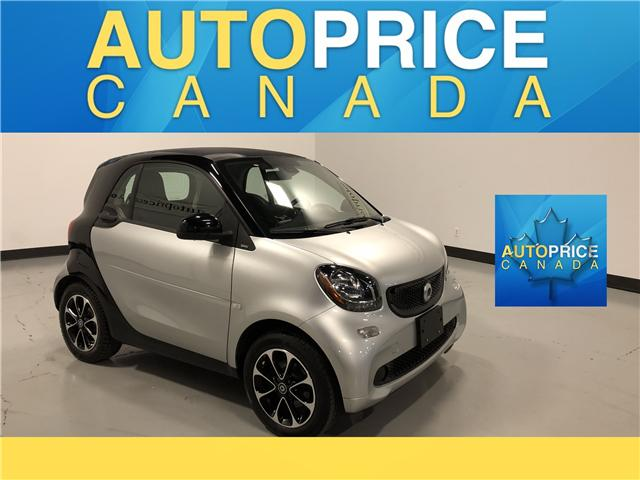 2016 Smart Fortwo Pure (Stk: H9902) in Mississauga - Image 1 of 21