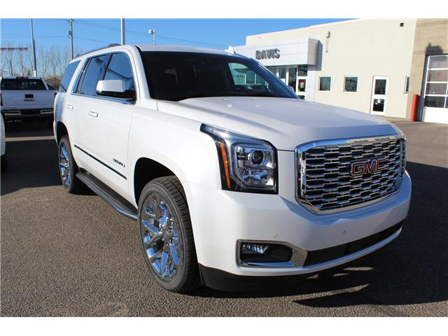 2019 GMC Yukon Denali (Stk: 168629) in Medicine Hat - Image 1 of 23