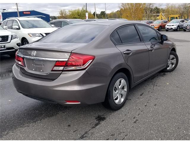 2013 Honda Civic LX (Stk: 18128A) in Bracebridge - Image 2 of 3