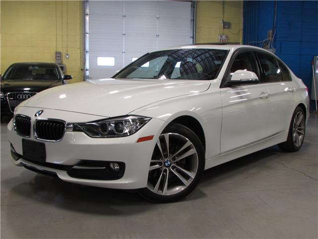 2015 BMW 320i  (Stk: S1326) in North York - Image 1 of 17