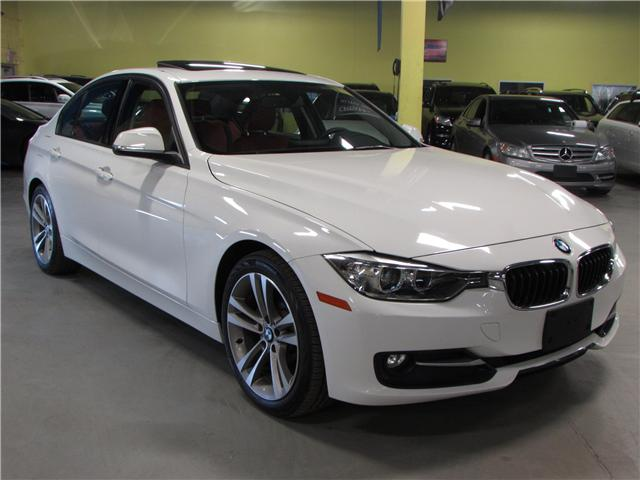 2015 BMW 320i  (Stk: S1326) in North York - Image 4 of 17