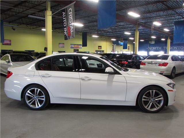 2015 BMW 320i  (Stk: S1326) in North York - Image 8 of 17