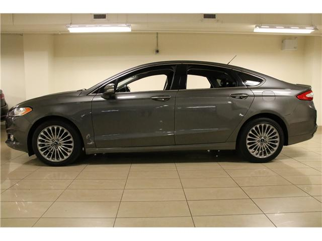 2013 Ford Fusion Titanium (Stk: C18588A) in Toronto - Image 2 of 36