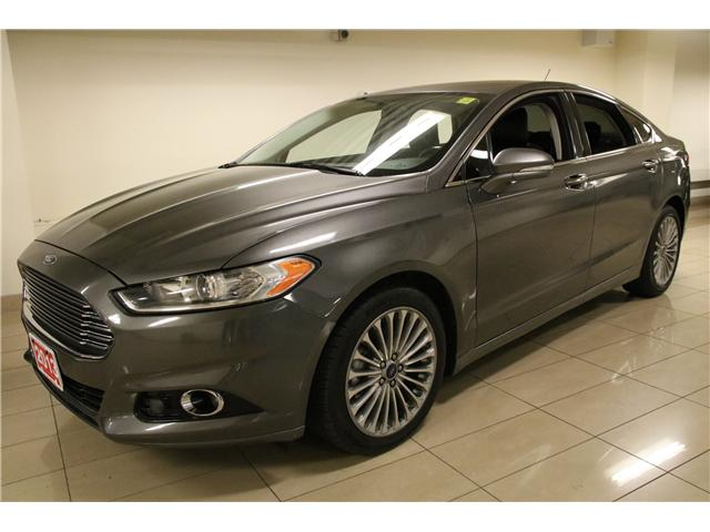 2013 Ford Fusion Titanium (Stk: C18588A) in Toronto - Image 1 of 36