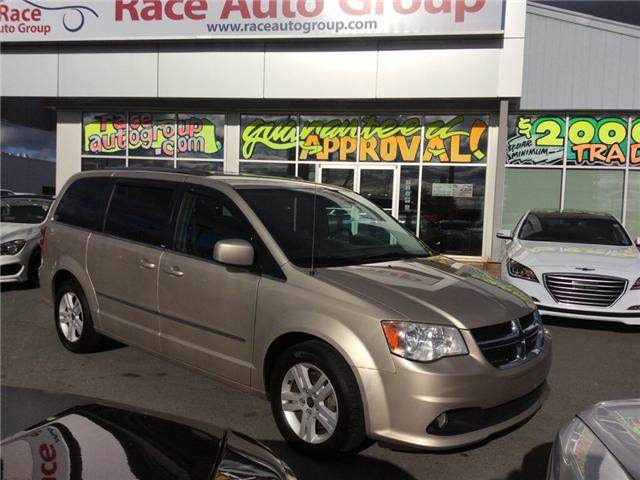 2013 Dodge Grand Caravan Crew (Stk: 16185A) in Dartmouth - Image 1 of 24