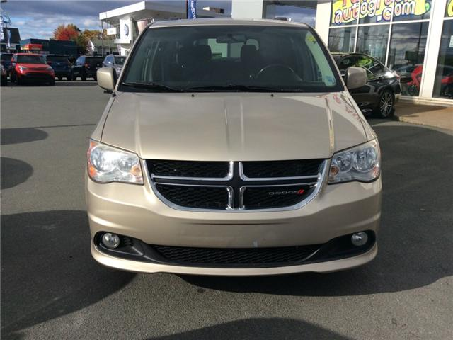 2013 Dodge Grand Caravan Crew (Stk: 16185A) in Dartmouth - Image 2 of 24