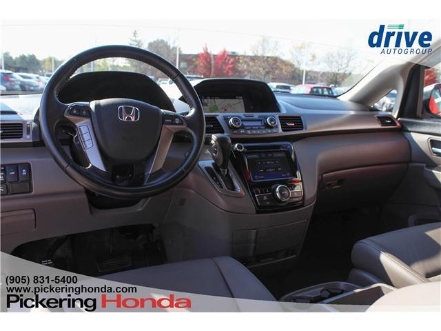 2016 Honda Odyssey EX-L (Stk: P4435) in Pickering - Image 2 of 27