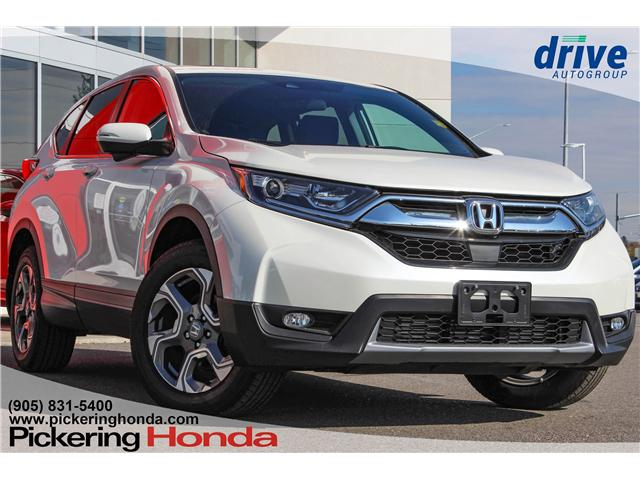 2018 Honda CR-V EX (Stk: T251) in Pickering - Image 1 of 31