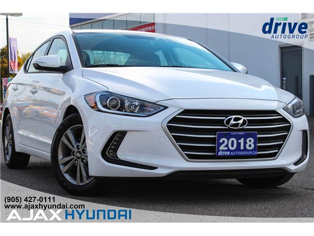 2018 Hyundai Elantra GL (Stk: P4580L) in Ajax - Image 1 of 24