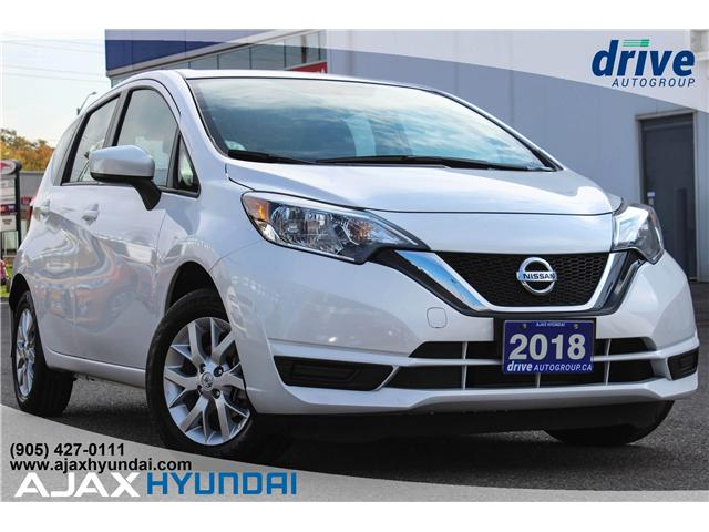 2018 Nissan Versa Note 1.6 SV (Stk: P4583R) in Ajax - Image 1 of 25