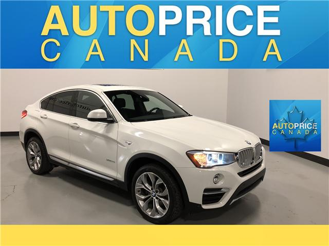 2016 BMW X4 xDrive28i (Stk: B9860) in Mississauga - Image 1 of 29