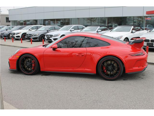 2018 Porsche 911 GT3 (Stk: 77757) in Toronto - Image 8 of 29