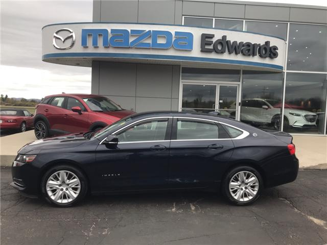 2015 Chevrolet Impala LS (Stk: 21496) in Pembroke - Image 1 of 9