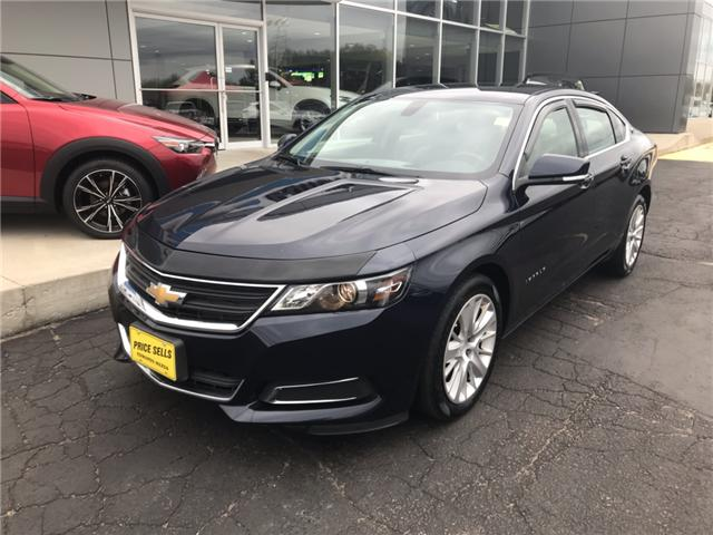 2015 Chevrolet Impala LS (Stk: 21496) in Pembroke - Image 2 of 9