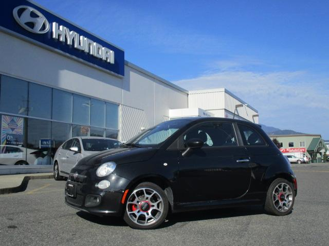 2013 Fiat 500 Sport (Stk: H18-0077A) in Chilliwack - Image 1 of 5
