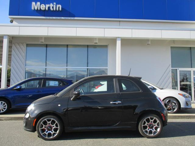 2013 Fiat 500 Sport (Stk: H18-0077A) in Chilliwack - Image 2 of 5