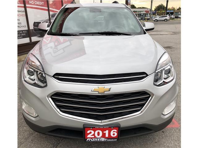 2016 Chevrolet Equinox 1LT (Stk: 302304) in Toronto - Image 3 of 16