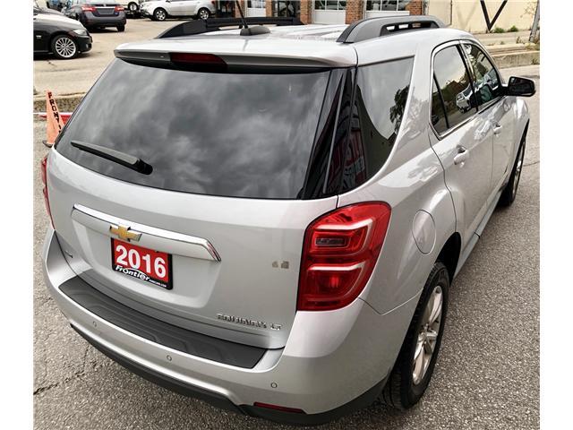 2016 Chevrolet Equinox 1LT (Stk: 302304) in Toronto - Image 5 of 16