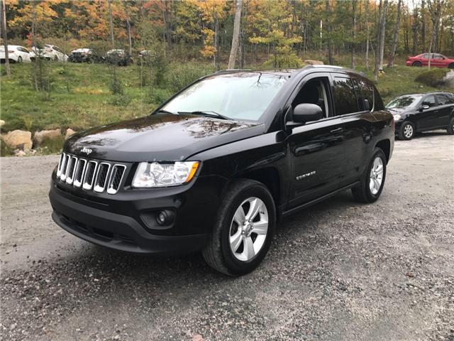 2012 Jeep Compass Sport/North (Stk: 1810481) in Waterloo - Image 1 of 2