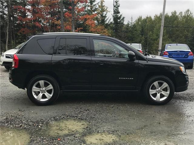 2012 Jeep Compass Sport/North (Stk: 1810481) in Waterloo - Image 2 of 2