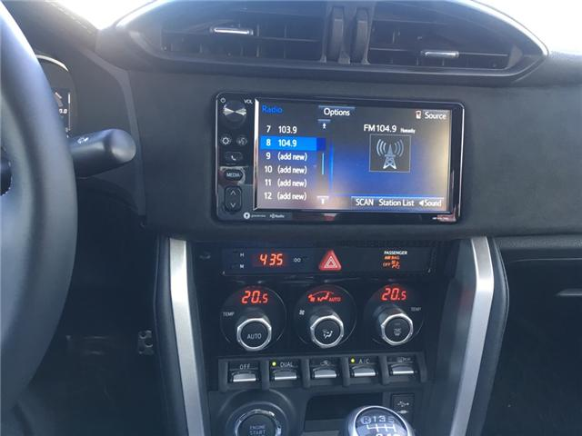 2018 Toyota 86 GT (Stk: 181250) in Regina - Image 21 of 24