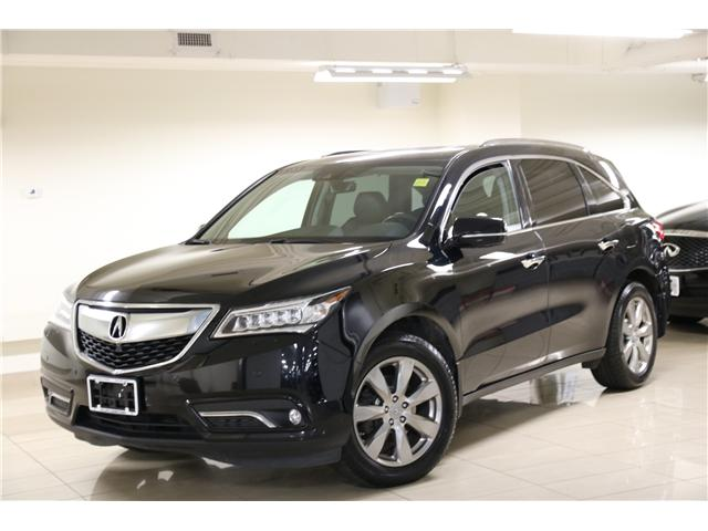 2016 Acura MDX Elite Package (Stk: M12340A) in Toronto - Image 1 of 33
