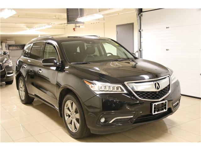 2016 Acura MDX Elite Package (Stk: M12340A) in Toronto - Image 7 of 33