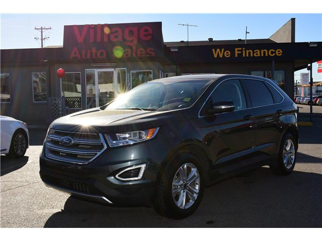 2015 Ford Edge SEL (Stk: P35666) in Saskatoon - Image 1 of 30