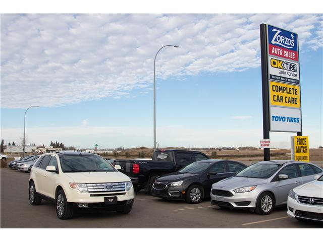 2008 Ford Edge Limited (Stk: P354) in Brandon - Image 1 of 12