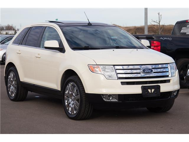 2008 Ford Edge Limited (Stk: P354) in Brandon - Image 2 of 12