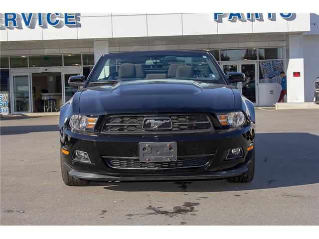 2011 Ford Mustang V6 (Stk: 8F11304A) in Surrey - Image 2 of 22