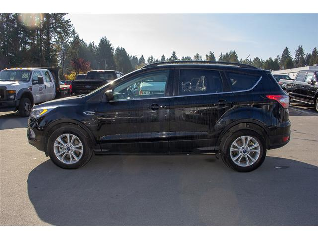 2018 Ford Escape SEL (Stk: P6137) in Surrey - Image 4 of 27