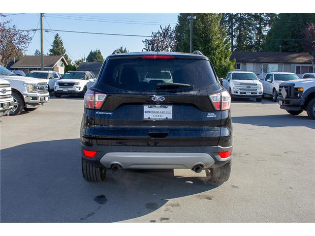 2018 Ford Escape SEL (Stk: P6137) in Surrey - Image 6 of 27