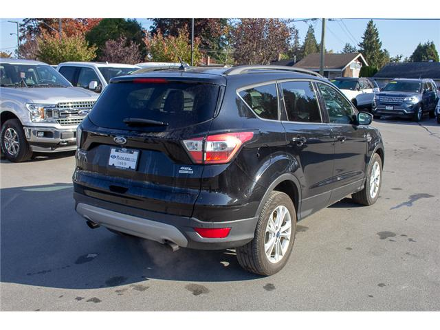 2018 Ford Escape SEL (Stk: P6137) in Surrey - Image 7 of 27