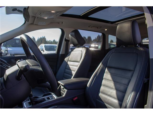 2018 Ford Escape SEL (Stk: P6137) in Surrey - Image 11 of 27
